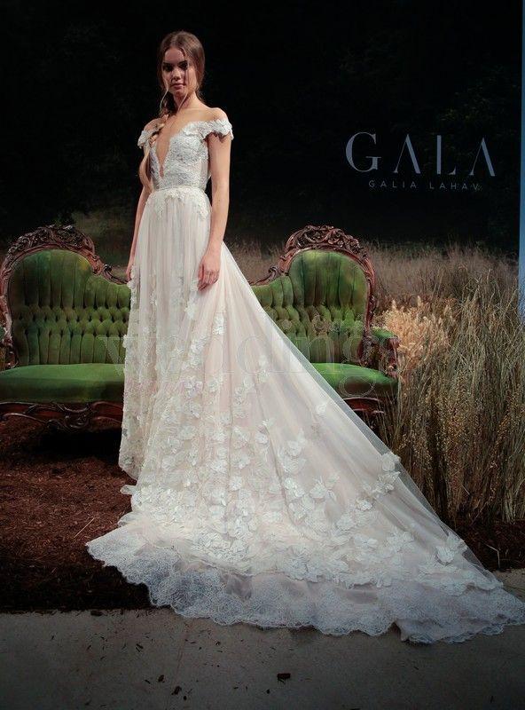 Nuova collezione sposa Galia Lahav alla settimana della moda di Barcellona