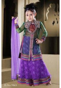 Kids-Salwar-Kameez => right to my wishlist!