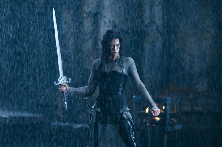 UNDERWORLD: RISE OF THE LYCANS (2009) Rhona Mitra