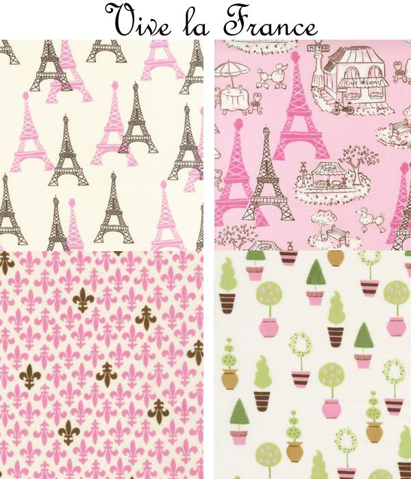 As Creation Pink Paris Pattern Eiffel Tower Childrens: 1000+ Images About Quilting Fabric On Pinterest