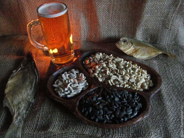 Купить эко посуда - деревянная тарелка, тарела из дерева, ручная работа, резьба по дереву