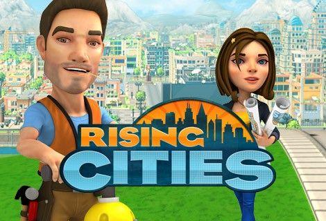 Velkommen til Rising Cities, dit nye hjem. Bliv Borgmester i særklasse Bevis du er en genial strateg og administrator i Rising Cities.