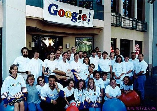 Google, a kezdetek - iliveinstyle.com
