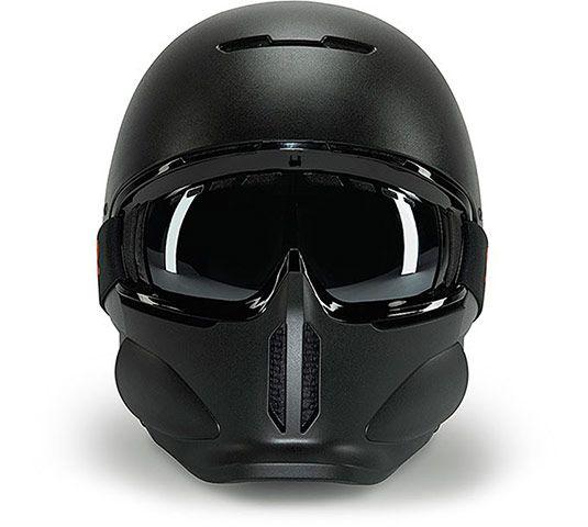 Ski kit: RG-1 Core Helmet System