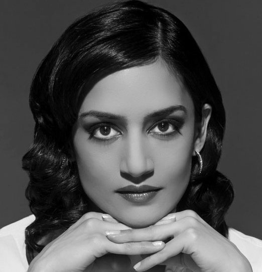 Archie Panjabi -- I still need to watch The Good Wife, but I think she is gorgeous