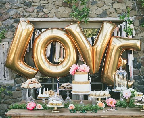 Cheap decor, Buy Quality balloon funny directly from China balloon decor prices Suppliers:      Large 40 inch Pink/Blue  Heart Dot Number Foil Air Balloons  Baloes De Festa Number 0 Kids Birthday Party supplier