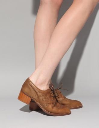 Miista Olive brogue shoes