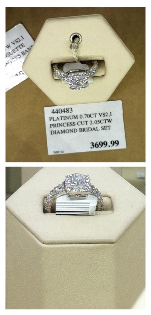 Costco Jewelry Diamond Rings