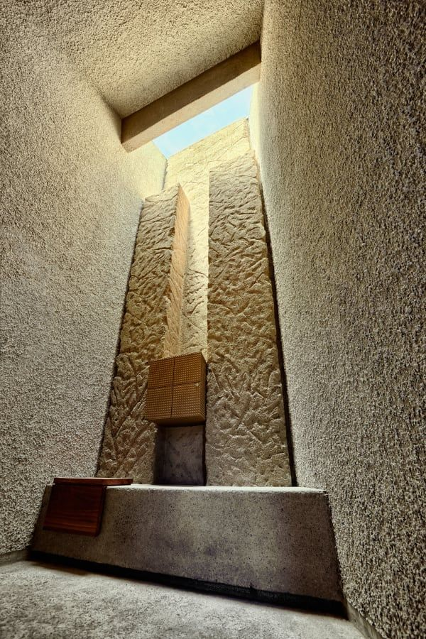 Alejandro Beautell · Saint John Baptist Chapel
