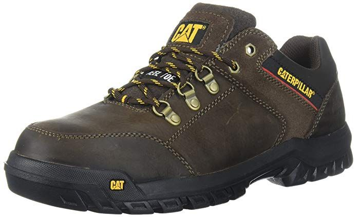 Caterpillar Men S Extension Steel Toe Industrial Shoe Review With
