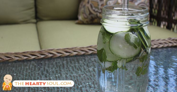Cucumber water is one drink that you'll want to consider the next time you're feeling thirsty. It not only helps genuinely hydrate the body, ...