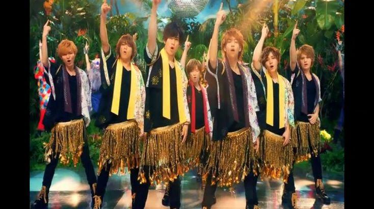Hey!Say!JUMP - Maji Sunshine (hun sub)
