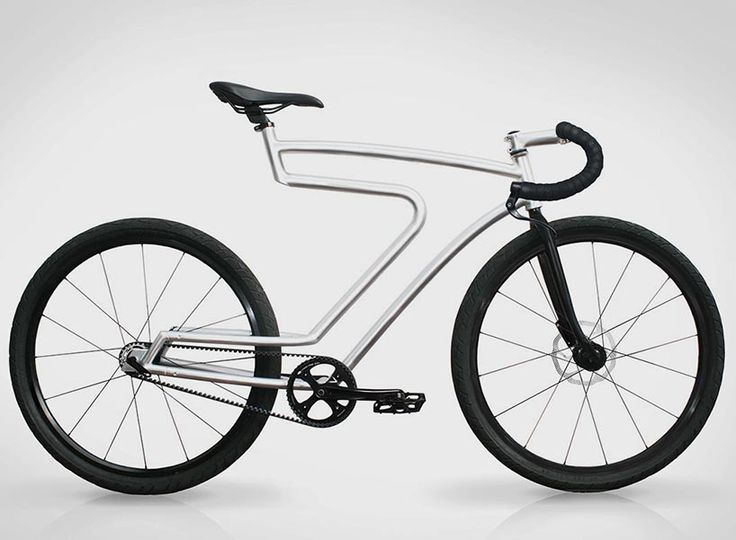 ROD cycles beUrban urban beam bicycle designboom