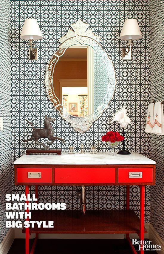 Small Bathroom Decorating Ideas Small Bathroom Small