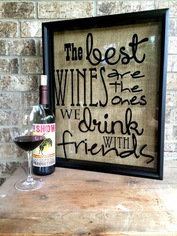 16x20 HUGE Wine Cork Holder Wine shadow box Wine by MamaGlitter