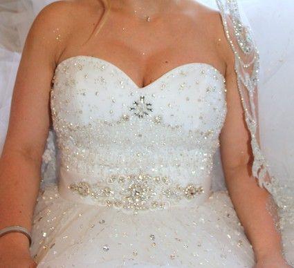 Magnifique robe de mariée Kelly Star by Demetrios - Val d'oise