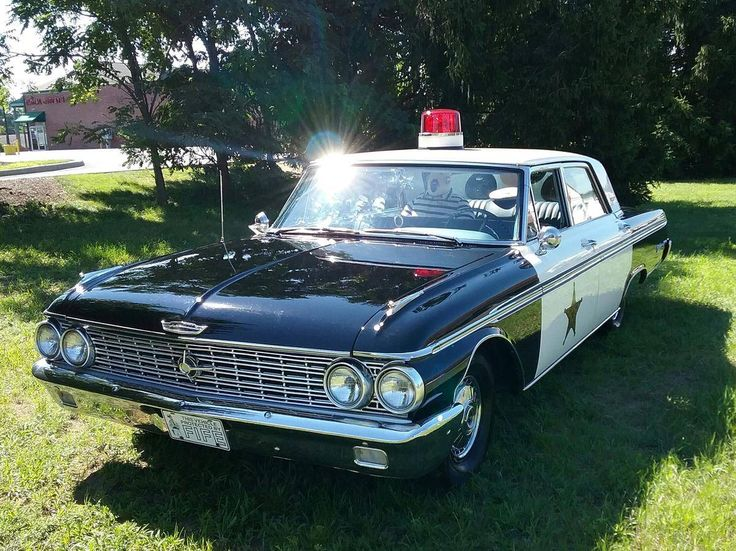1962 Ford Galaxie 500 Barney Fife Mayberry Police Car for sale #1857828 | Hemmings Motor News