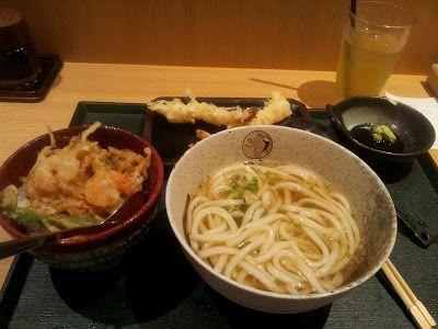 Eating All the Way!: Tsuru-koshi Udon @ IMM Mall
