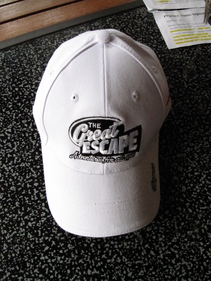 Get the kids some hats at the birthday party. Great quality.