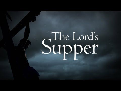 """http://www.thetruthabout.net/video/Lords-Supper """"The Truth About... The Lord's Supper"""" covers the purpose and role that the Lord's Supper plays in the worship of Christians. Why are Christians suppose to partake of the Lord's supper when they meet on Sundays? We live in a world of religious confusion. Worship has become more about the individual than about God. But in the midst of the confusion, the Bible remains clear."""