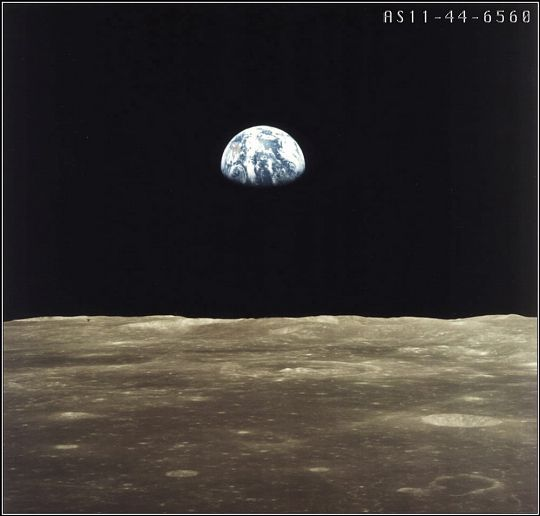 earth from moon apollo - photo #21