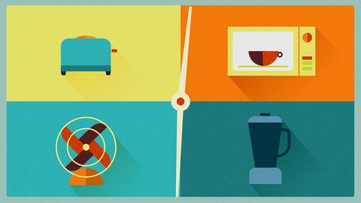 Powerful #2D #motiongraphics #TV #Ad for Flex Alert