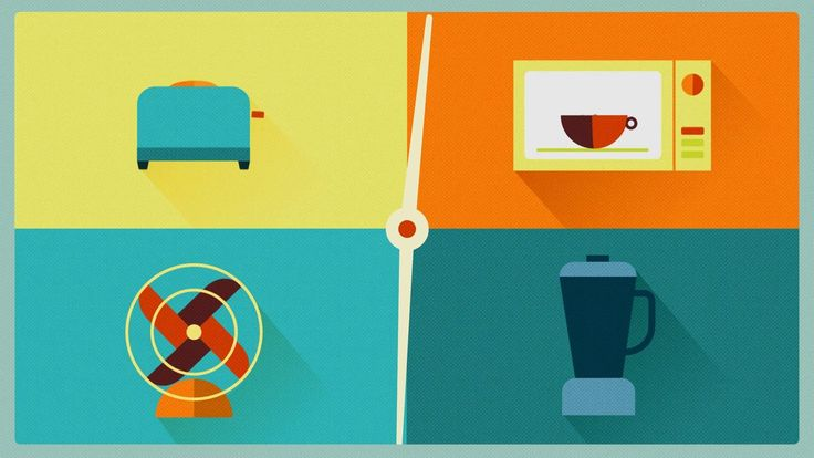 Powerful #2D #motiongraphics #TV #Ad for Flex Alert
