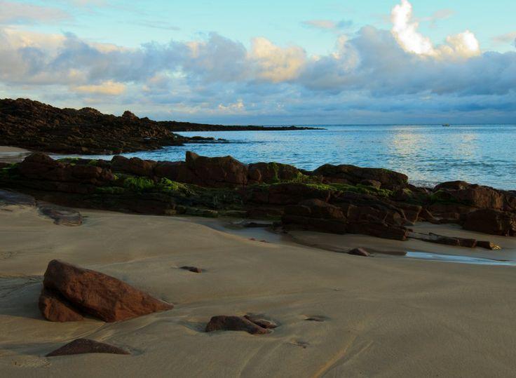 Cap d'Erquy, plage du Portuais