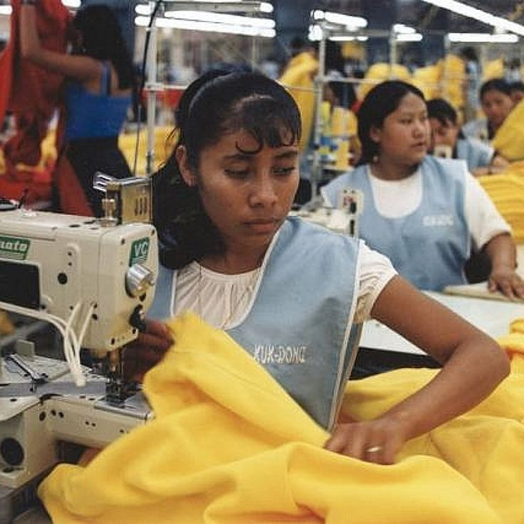 a study on sweatshops in the united states According to the state department, the j-1 visa summer work study program,  which allows foreign students to work in the united states for.