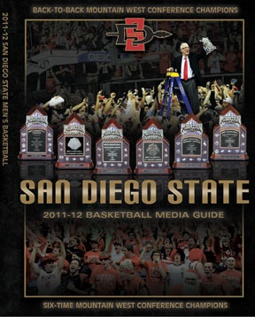 San Diego State University - Men's Basketball 2012-2013 media guide