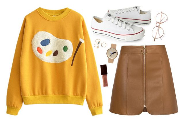 """not an artist"" by tara-subono on Polyvore"