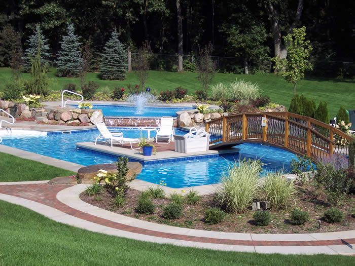 dream pool! | dream pools | Pinterest | Pools, Backyards ... on Dream Backyard With Pool id=29412