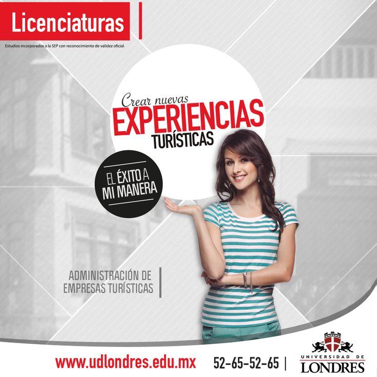 Licenciatura en Administración de Empresas Turísticas