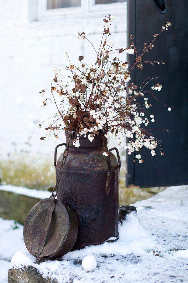 Navetalta tunnelmaa talveen