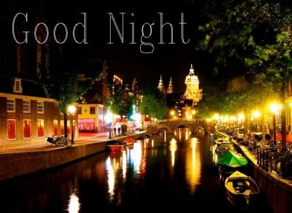 Very Beautiful Good Night Images