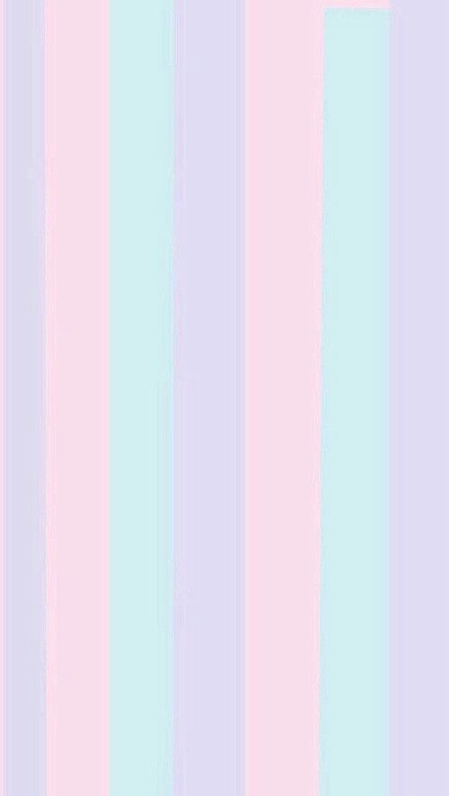 Pastel stripes pink blue purple