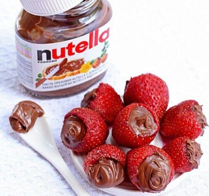 Yummy snack!