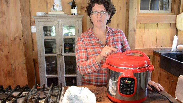 Pressure Cooker tips from Blue Jean Chef (great tips)