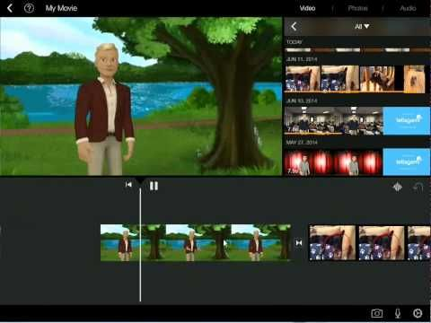 Youtube how videos to to on download imovie ipad