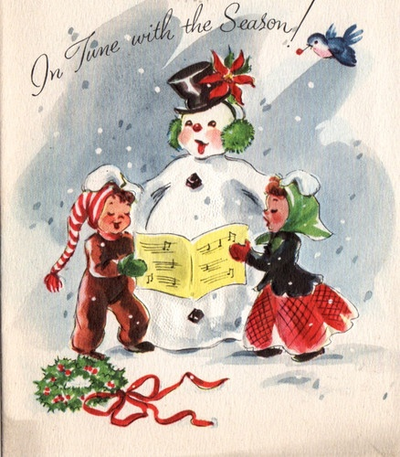 2885 best Vintage Cards - Christmas (and Christmas Images) images ...