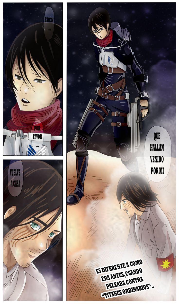Shingeki no Kyojin Manga 101