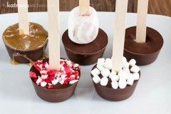Hot Chocolate on a Stick Recipe                                                                                                                                                                                 More