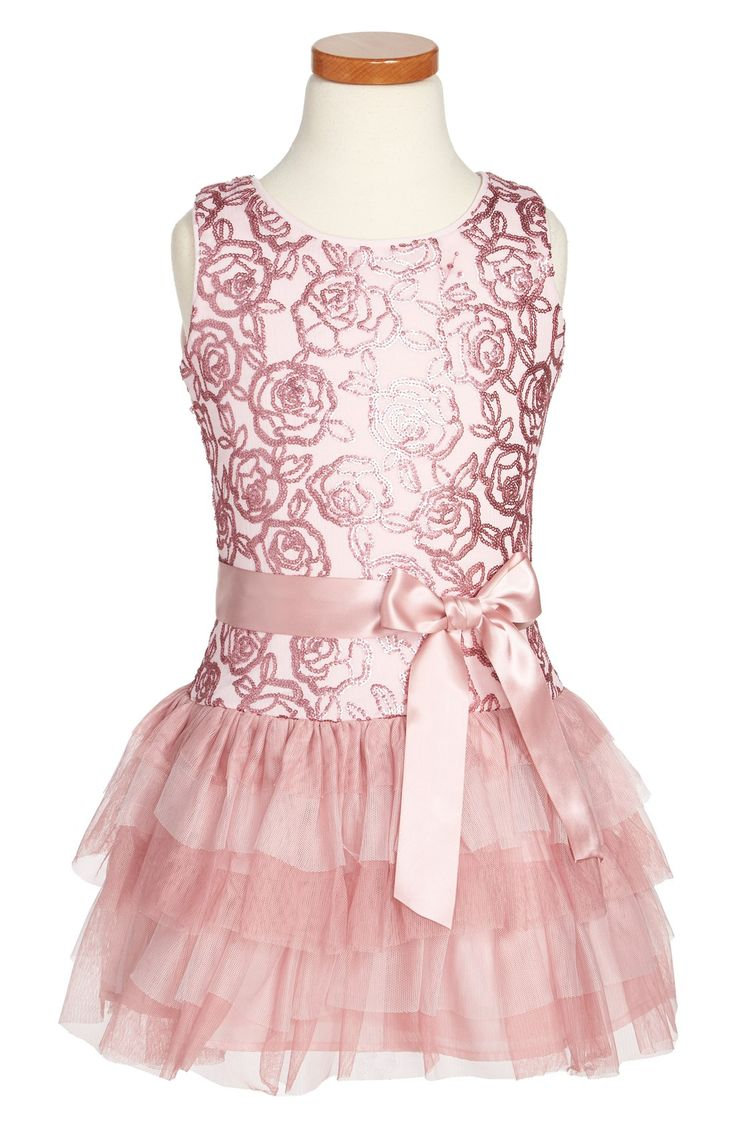 Pink and gold dress for kids   best BAR MITZVAH CLOTHES images on Pinterest  Boutique clothing