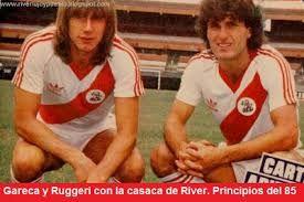 Resultado de imagen para Ricardo Gareca Jugador de River