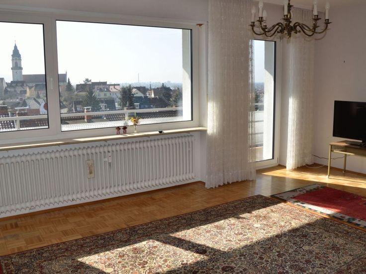 Großzügige 3-Zimmerwohnung mit exklusivem Blick über Dossenheim 800