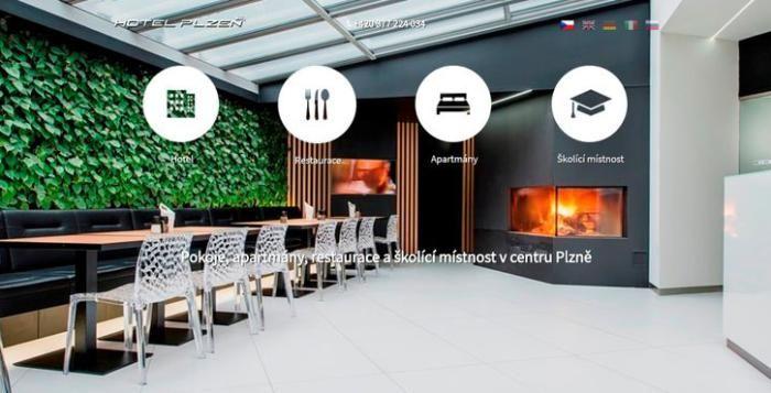 Nabídka práce – Hotel Plzeň – recepční