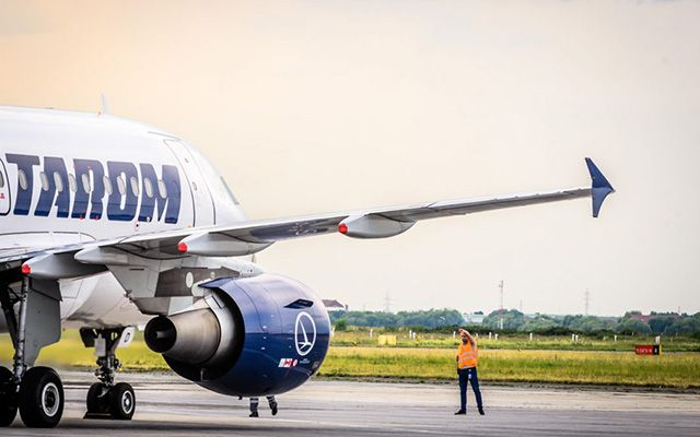 Cresteri imprtante si noi zboruri, la Aeroportul Timisoara | timisoaraazi