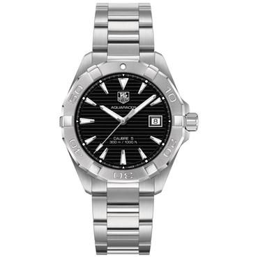 Men's TAG Heuer AQUARACER Automatic Black Dial Watch - Item 19425347 | REEDS Jewelers