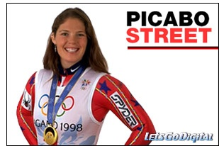 She's been my favorite since the 1994 Winter Olympics in Lillehammer, Norway.  (I was 3 years old...)