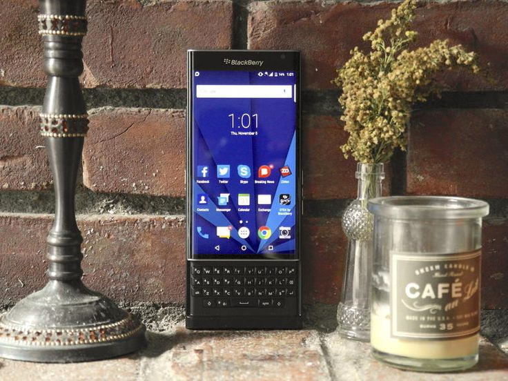 The Latest #BlackBerry Phone Lands With Two Flagship Features: #Android, and A Physical Keyboard. -ZDNet